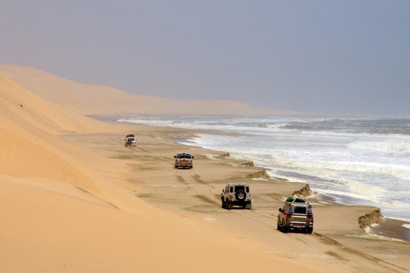 Desert meets Ocean | Mietwagen Windhoek